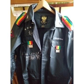 "Kurtka Rasta ""Royal Army"" rozmiar L."
