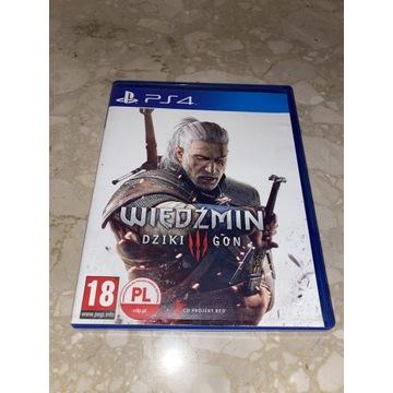Wiedźmin 3 Dziki Gon PS4 / PS5 The Witcher