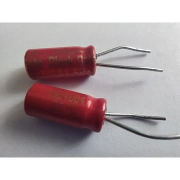 kondensatory Black Gate N 4.7uF 50V para 2szt