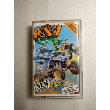 GRA AMSTRAD CPC ROM ATV SIMULATOR CODEMASTERS