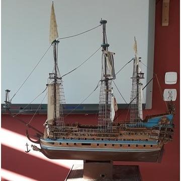 Model okrętu wojennego