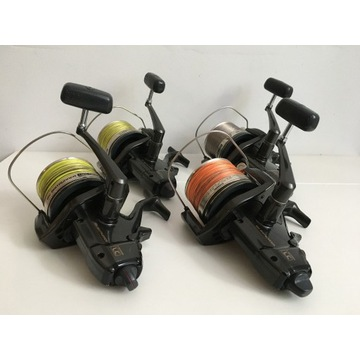 Karpiowe kołowrotki Shimano Big Baitrunner LC