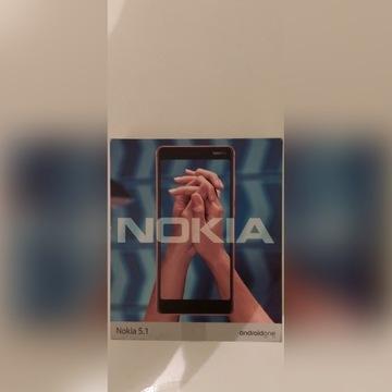 Nokia 5.1 32Gb Czarna