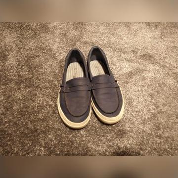 Buty mokasyny chłopięce Zara