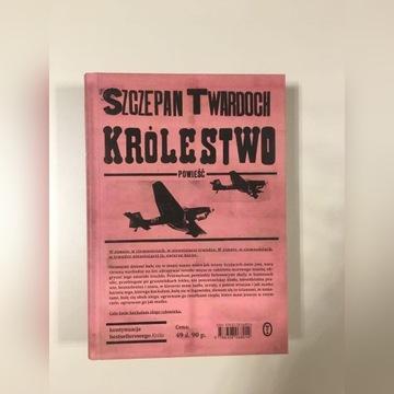 """Szczepan Twardoch """"Królestwo"""""""