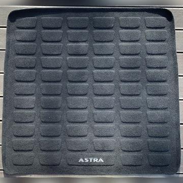 Dwustronna mata ochronna bagażnika Opel Astra-K ST