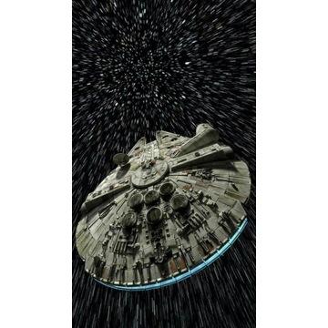 Sokół Millennium 1381 klocków gwiezdne wojny