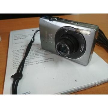 Aparat cyfrowy Canon IXUS 75