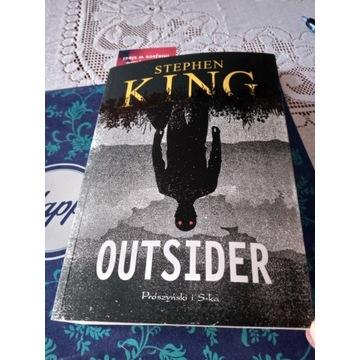 """""""Outsider"""" Stephen King"""