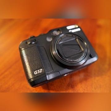 Aparat fotograficzny Canon G12 stan perfekcyjny !