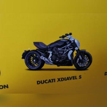 Ducati xdiavel s kolekcja bburago