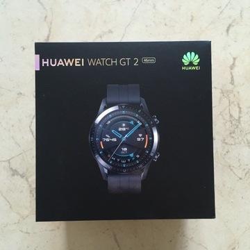 Nowy Huawei Watch GT 2 46mm Sport Matte Black