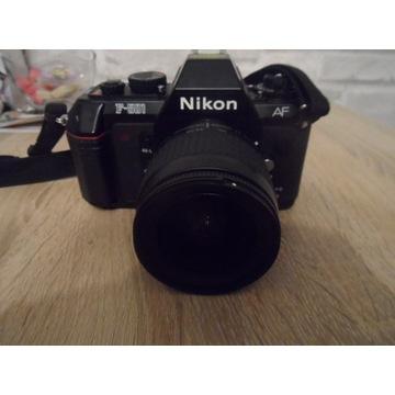 Nikon f-501 af Plus nikkor 28-80 mm