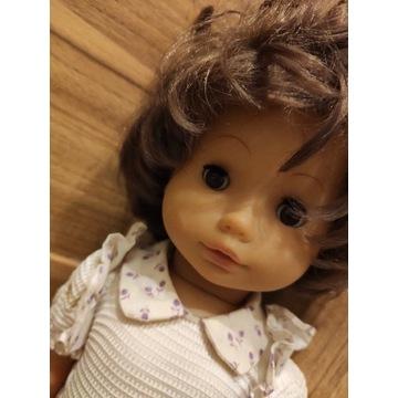 Śliczna lalka PRL kolekcjonerska 50 cm