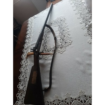 dubeltówka czarnoprochowa