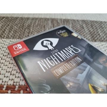 + JAK NOWA Little Nightmares - COMPLETE EDITION +