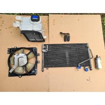 Klimatyzacja kompletna Mazda 323f ba 1.5 / 1.8