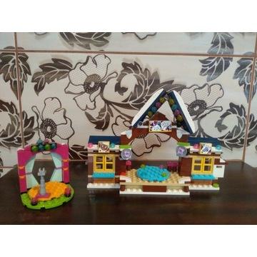 Lego Friend's dla dziewczynki.