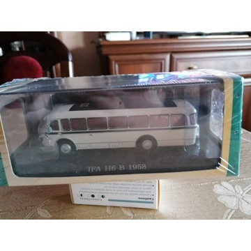 Ifa H6 B Bus Collection Atlas Nowy