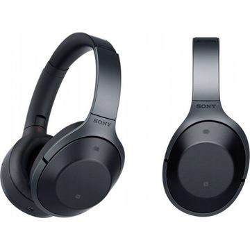 Słuchawki bezprzewodowe SONY MDR-1000X ANC