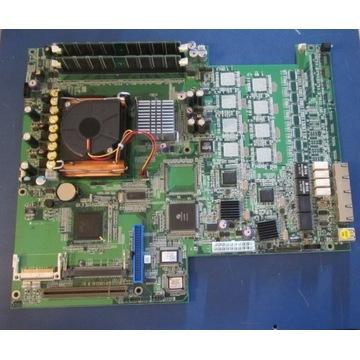 ROUTBOARD NEXCOM NSB1125 PGA478 DDR  LAN RJ45