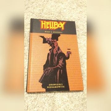 Hellboy opowiesci niesamowite