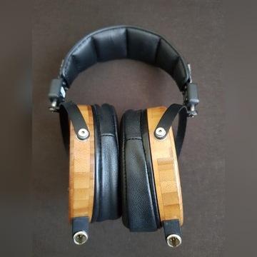 Słuchawki Audeze LCD2F + Forza Noir Hybrid HPC 1,5
