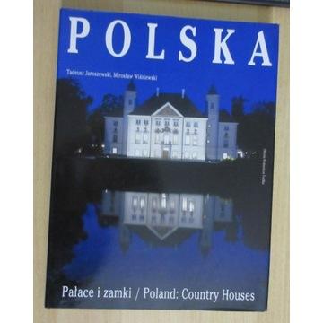 Polska zamki i pałace Jaroszewski Poland country