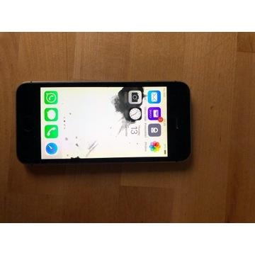 iPhone 5s Space Gray 16gb - stan bdb