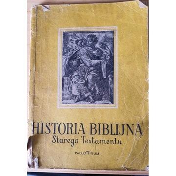 Podręcznik Historia Biblijna Starego Testamentu