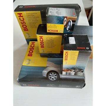 VW, SKODA, AUDI Zestaw filtrów Bosch