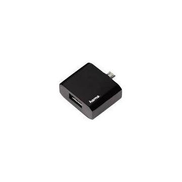 Hama Adapter do tabletów z wejściem microUSB