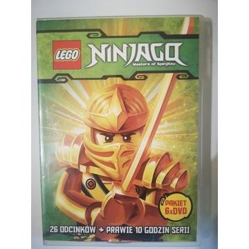 Lego ninjago Masters of Spijnitzu