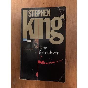 """Stephen King """"Noe for enhver"""" - Język Norweski"""