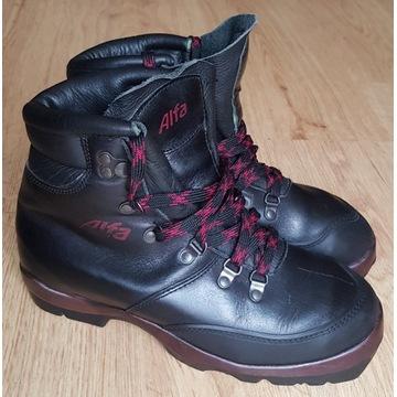 buty biegowe ALFA  skórzane backcountry 38 bdb