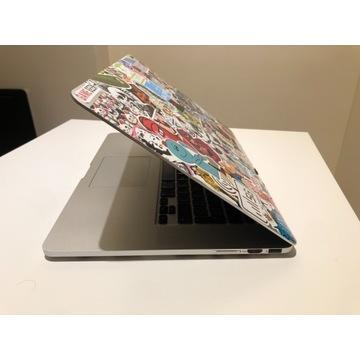 MacBook Pro 2015 15 i7 16GB RAM 256GB Retina BONUS