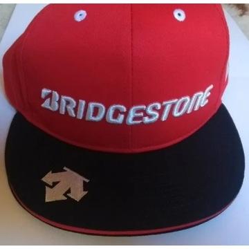 [Nowa] Czapka Bridgestone czapeczka z daszkiem