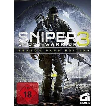 Sniper Ghost Warrior 3 Season Pass Edition steam