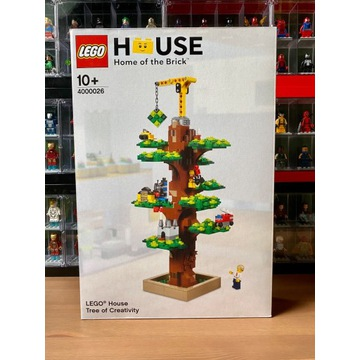 Lego 4000026 Tree of Creativity , Lego House