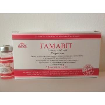 Gamavit 5 x 10 ml Gamawit