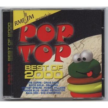 POP TOP - BEST OF 2000