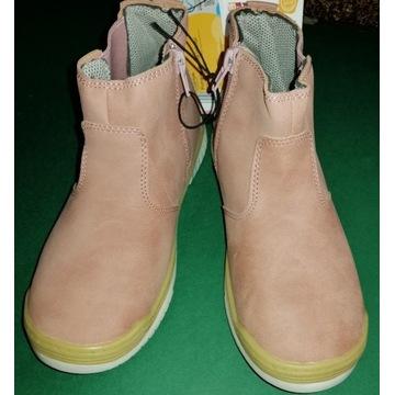 Buty dziecięce botki buty rozm.31