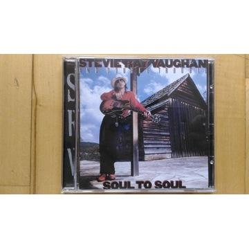 CD Steve Ray Vaughan Soul to soul CD