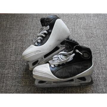Łyżwy bramkarskie CCM Tacks 852 roz.43, hokej