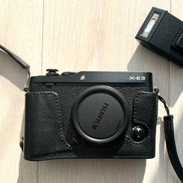 Aparat cyfrowy Fujifilm X-E3 Idealny
