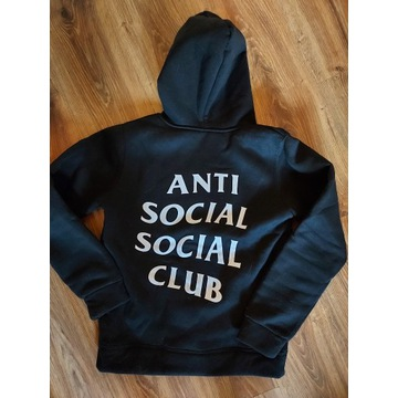 Anti social social club assc bluza