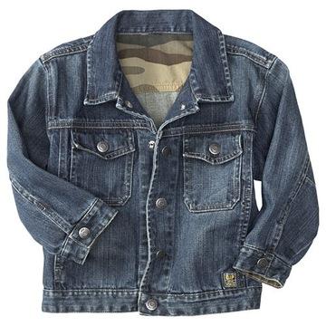 GAP kurtka katana jeansowa