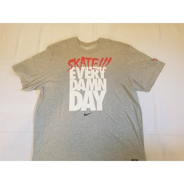 Koszulka T-shirt NIKE Skate every damn XXL