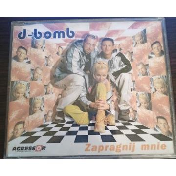 D-bomb Zapragnij mnie singiel