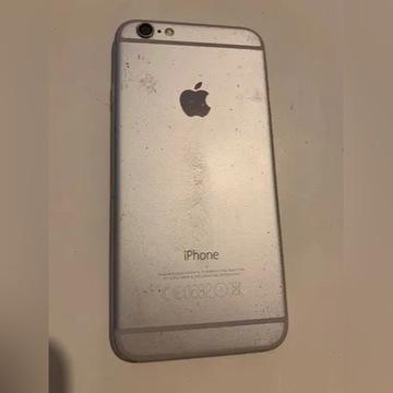 Iphone 6 uszkodzony na części
